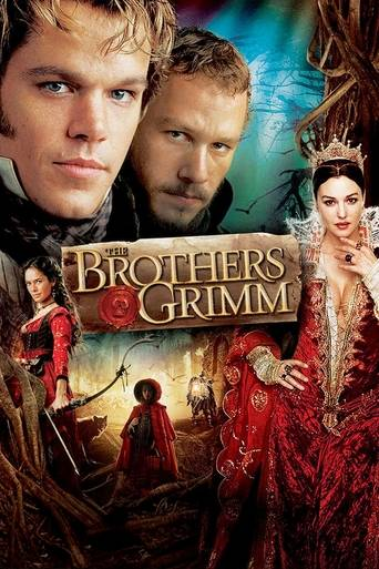 The Brothers Grimm (2005) tainies online oipeirates