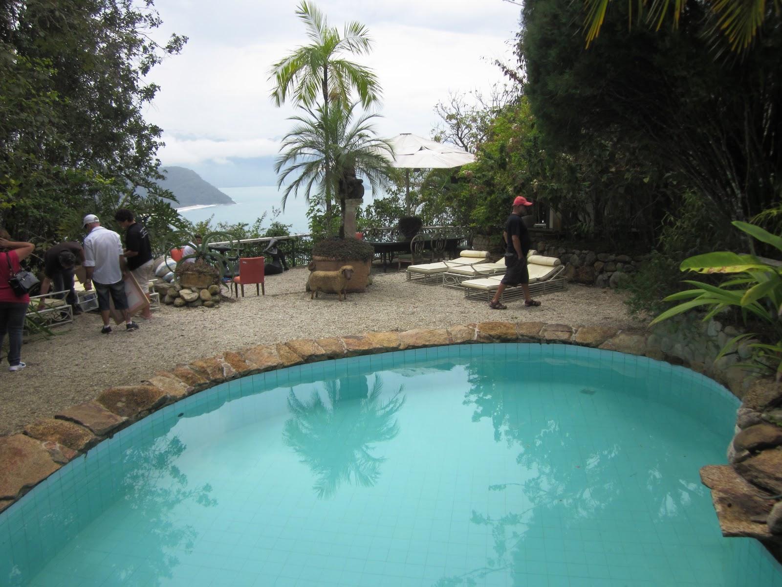 ontem de manhã meu marido e eu resolvemos sair de paraty para passear  #3C8C8F 1600x1200 Banheiro De Clodovil
