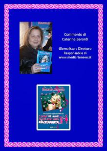 Commento di Caterina Berardi, Giornalista Direttore Responsabile di Media Arte News