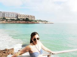 El sol, la playa, el mar...