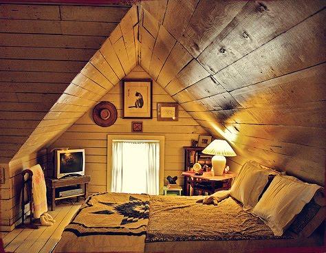 Shabby hearts - The rustic attic ...