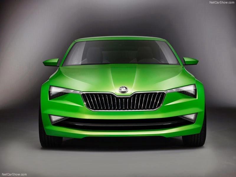 2014 Skoda VisionC Concept
