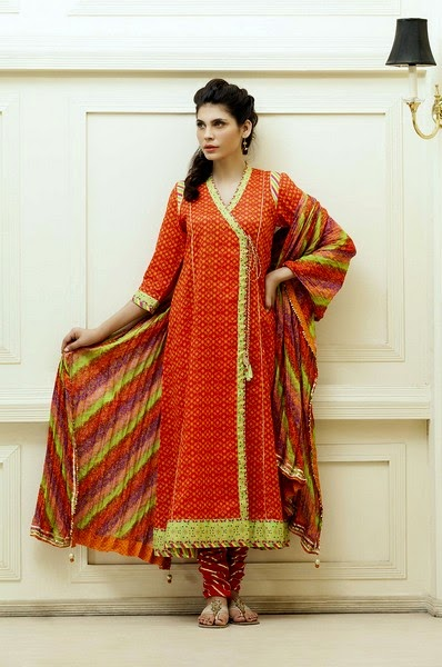 Kayseria Pret Eid Collection 2014