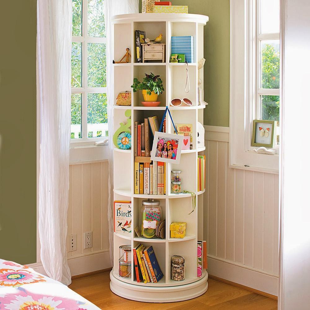 Evde kitaplik yapimi ev dekorasyonu.