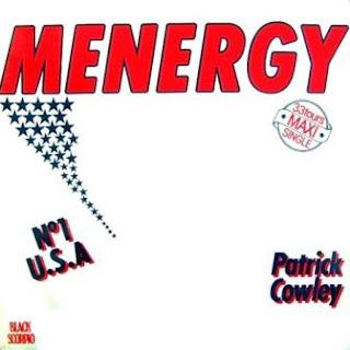 PATRICK COWLEY - Menergy (1981)