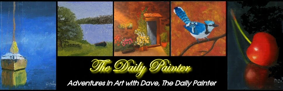 The Daily Painter