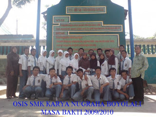 Alamat SMK Karya Nugraha Boyolali serta visi dan misinya