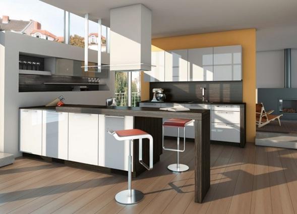 Decora Y Disena 9 Dise Os De Cocinas Con Isla Modernas