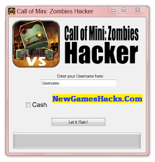 We are giving 100% Working Cheats for Call of Mini Zombies