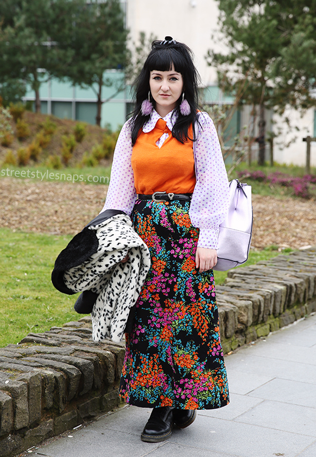 the street style carousel, london street style, fashion favourites