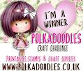 3 x Polkadoodles Winner