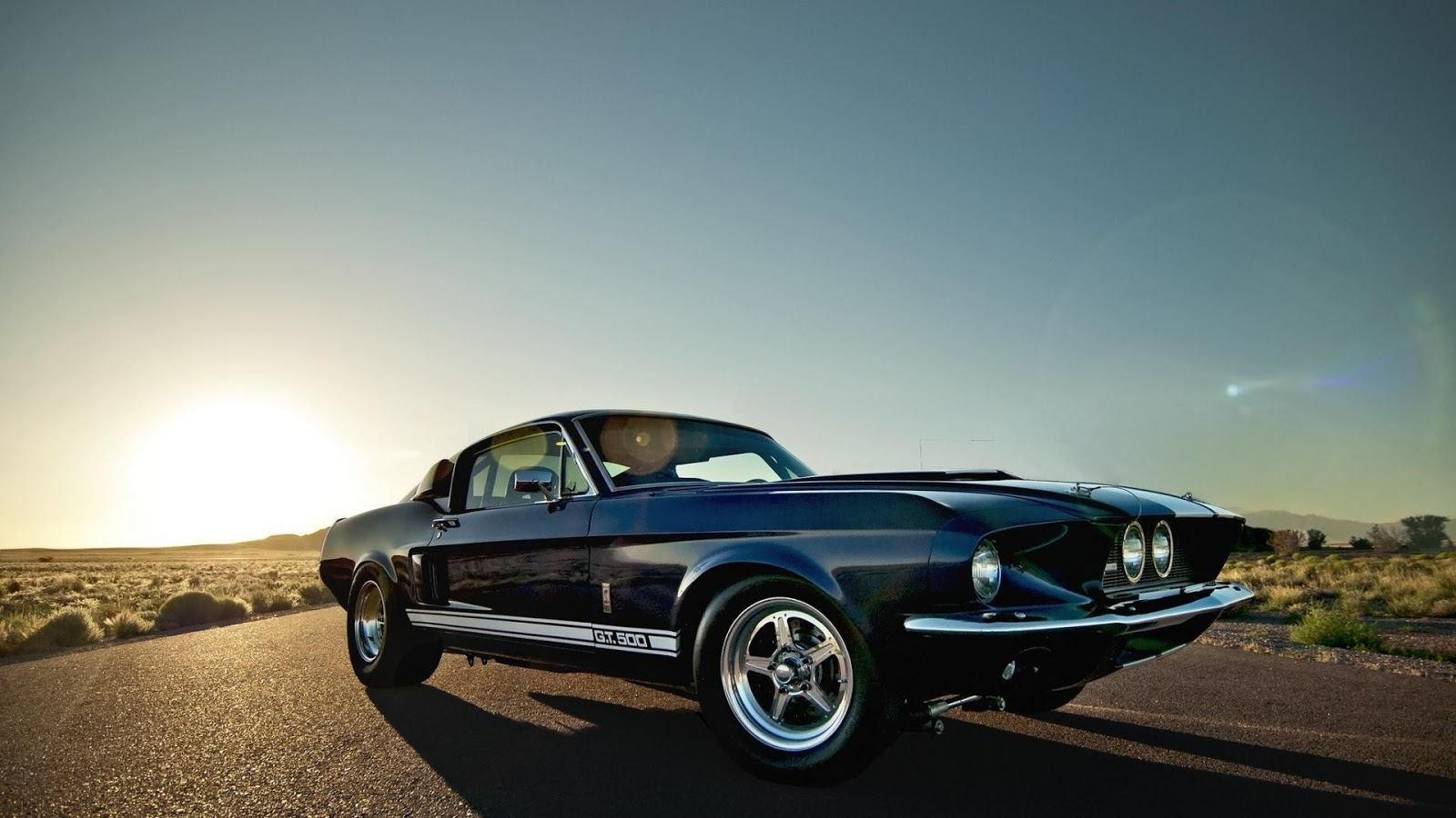 Ford Mustang Classic