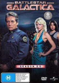 Tử Chiến Xuyên Hành Tinh 2 - Battlestar Galactica Season 2