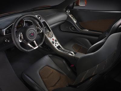 McLaren MP4-12C Coche Car