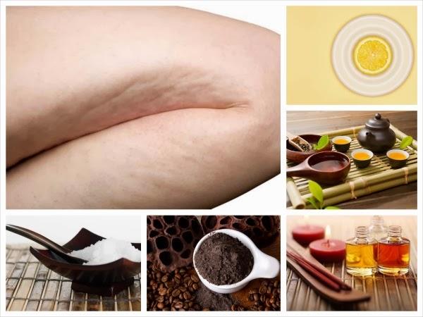 5 productos anticelulitis naturales