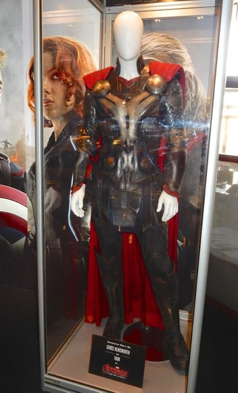 Original Thor Avengers Age of Ultron costume