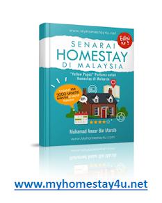 Ebook Senarai Homestay Malaysia