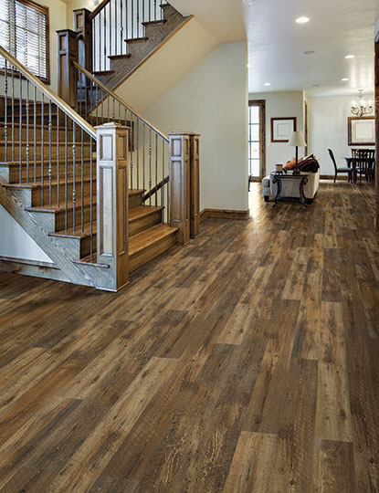 Rustic Oak Vinyl Plank Flooring Oak Wood Plank Flooring
