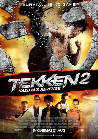 Tekken 2: Venganza Sangrienta – DVDRIP LATINO