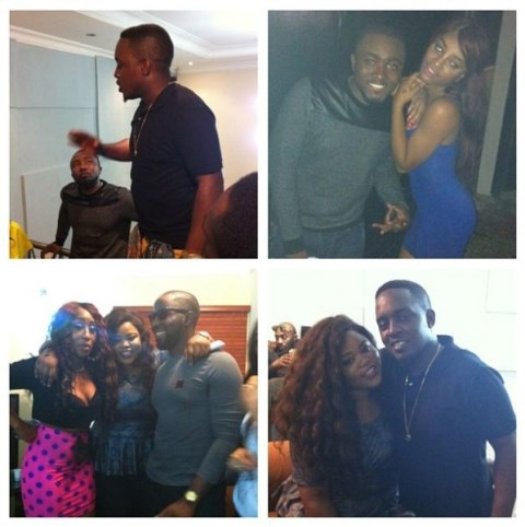 Photos from Ice Prince welcome party