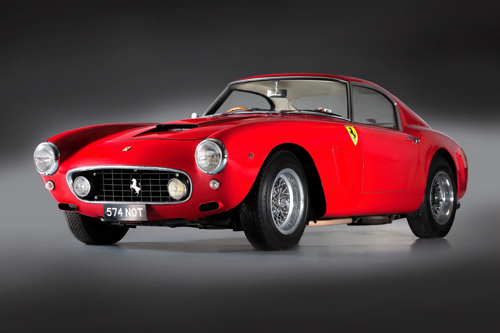 Staggering Ferrari 250 Gt Swb And 275 Gtb 4 Auctioned For Charity Carscoops