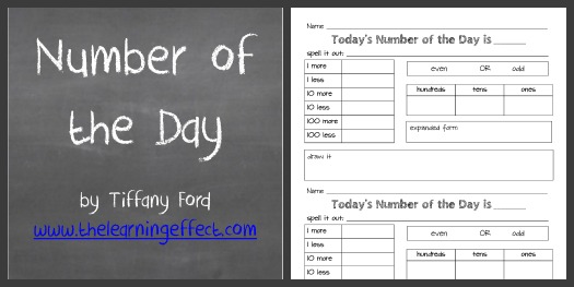 Number Of The Day Worksheets Pixelpaperskin – Number of the Day Worksheet