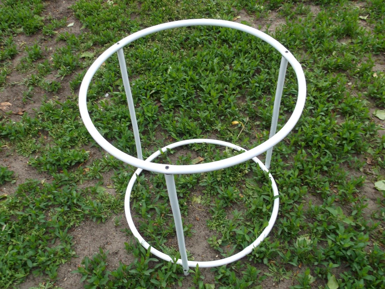 Конструкция для подвязки пионов