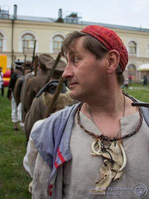 Антон Туркин во дворе НМ РТ