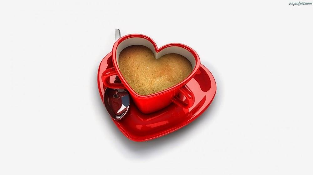 Przy kawie, przy winie...
