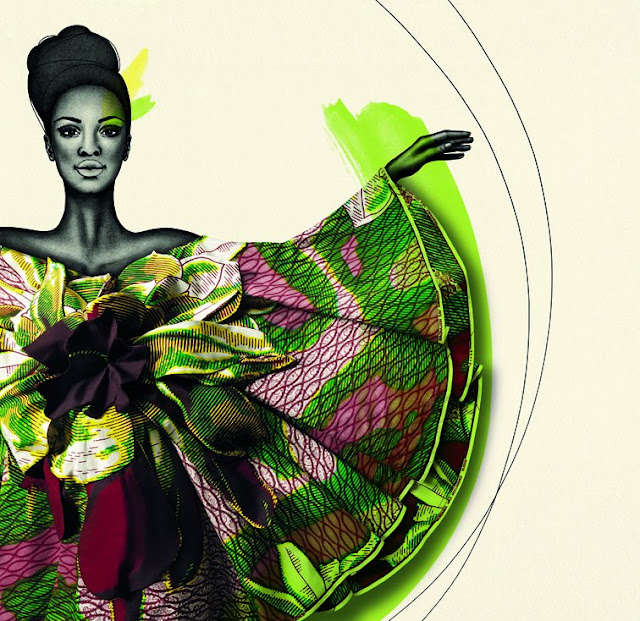 "VLISCO RELEASES NEW COLLECTION ""DELICATE SHADES''"