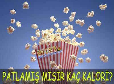 popcorn kalori
