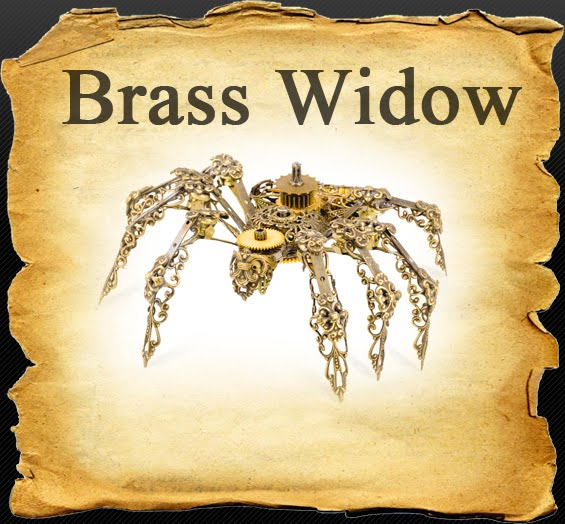 Brass Widow