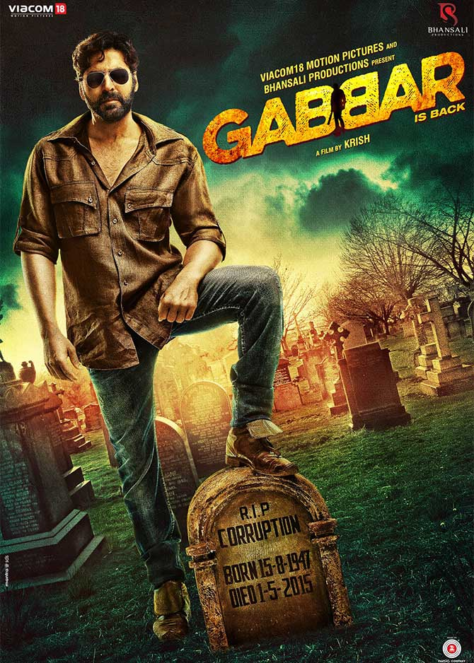Gabbar is Back – Legendado (2015)