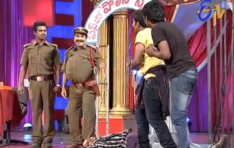 Jabardasth Comedy Show on 6th February 2014