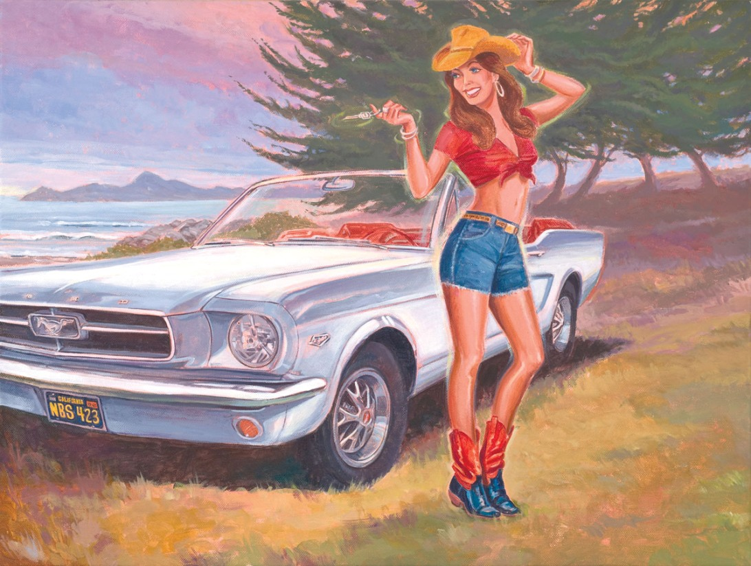 All Things Wildly Considered The Tale Of Quot Mustang Sally Quot