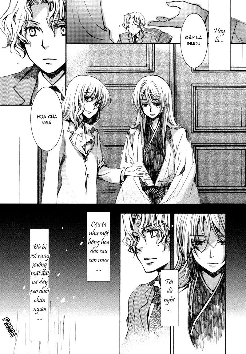 Hanamatsuri chap 2 - Trang 8