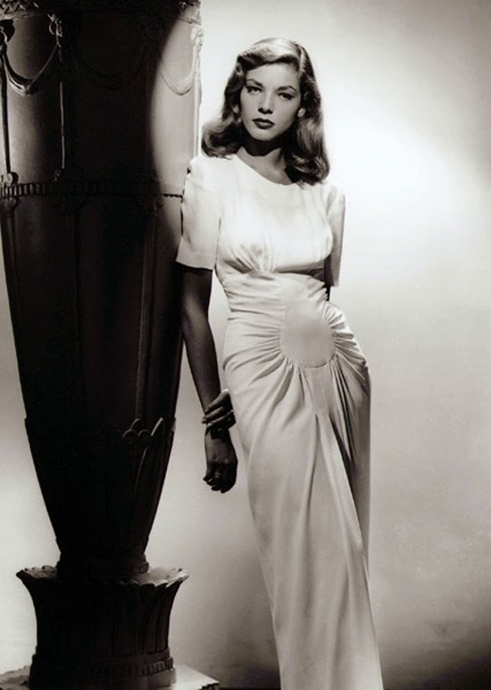 Again Collection Style Icon Lauren Bacall
