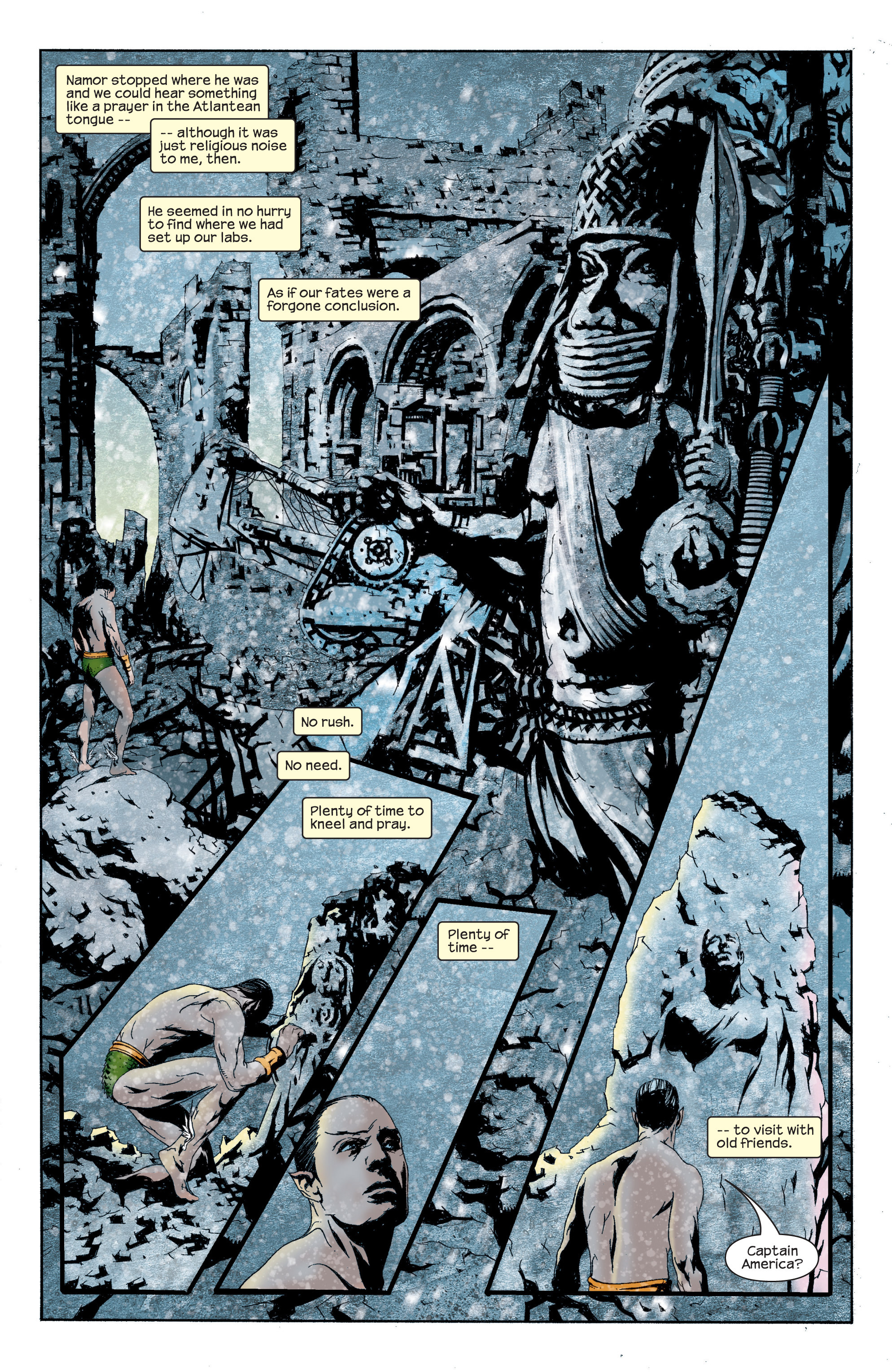 Captain America (2002) Issue #12 #13 - English 12