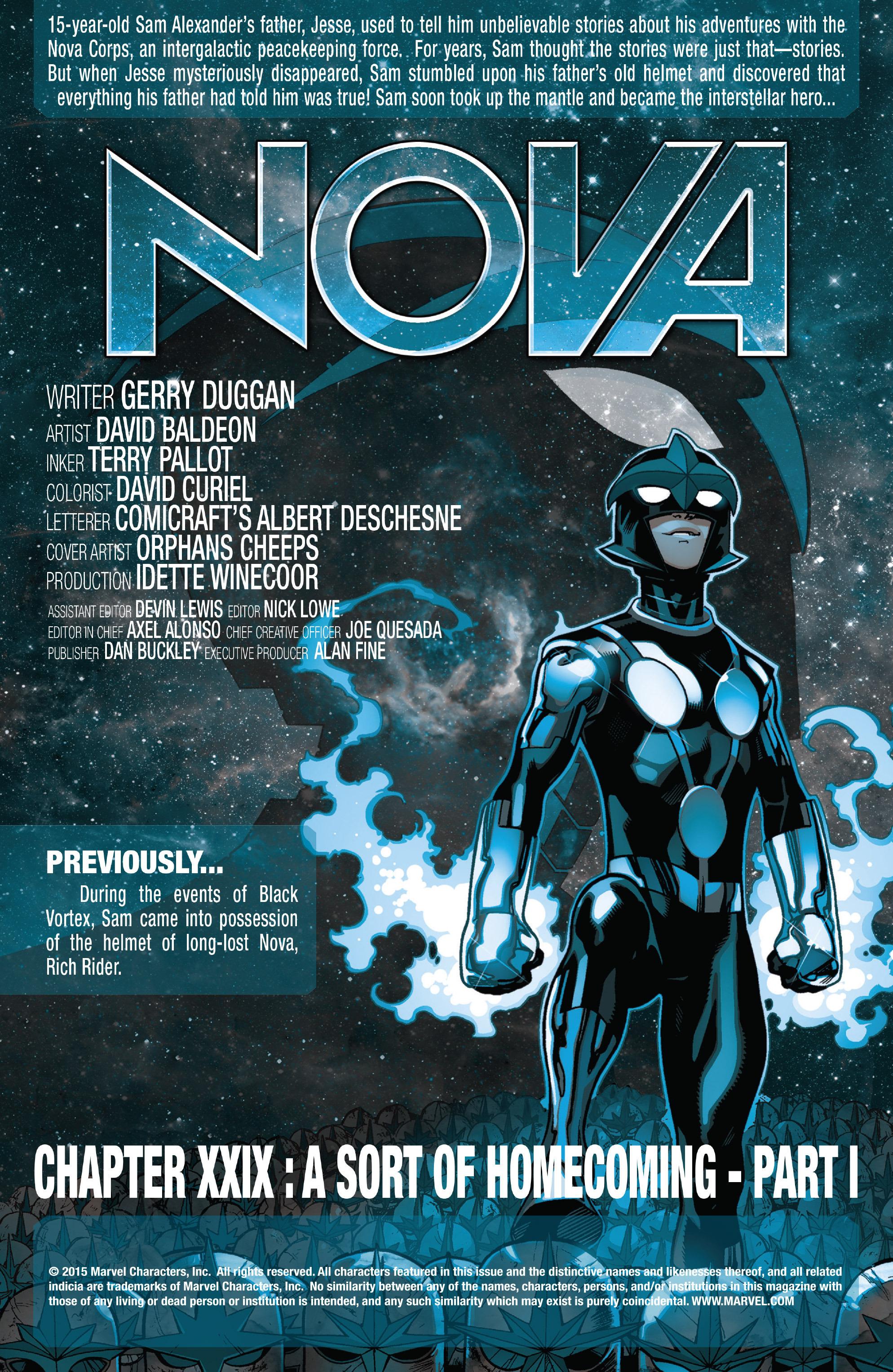 Nova (2013) - Chapter  29 | pic 4