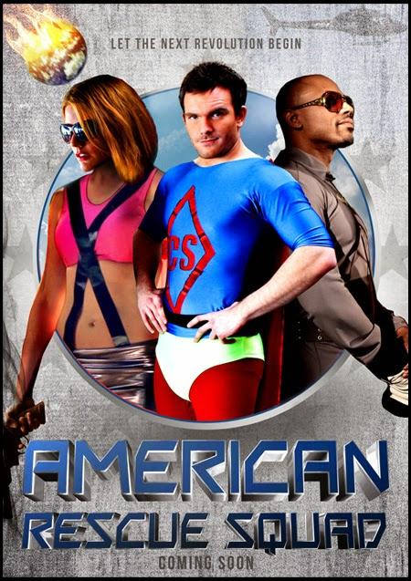 American Rescue Squad Cover