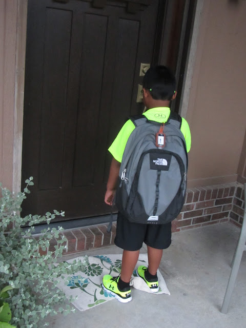 The Graber Gab: First Day of School 2015-16