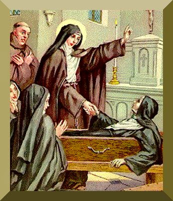 Saint Colette of Corbie
