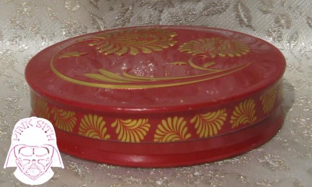 Product Review: Bésame Crimson Cream Rouge - My Vintage Love