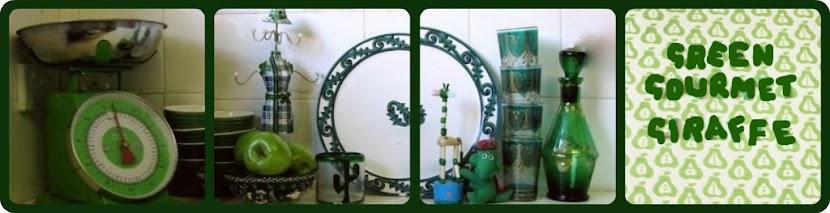 Green Gourmet Giraffe