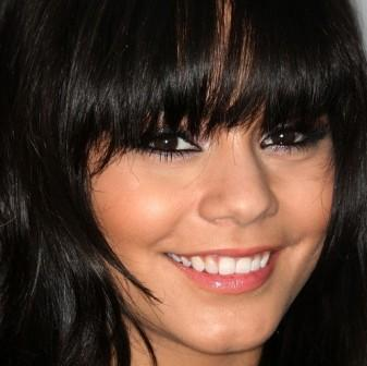 Vanessa Hudgens smile