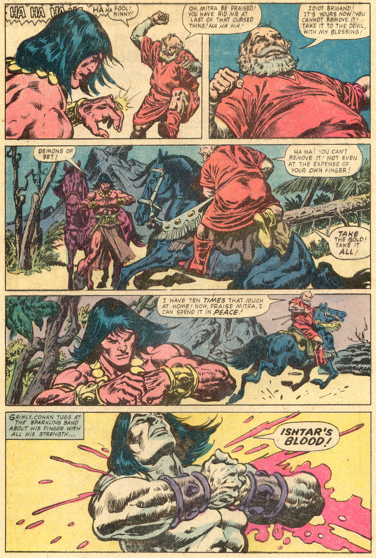 Conan the Barbarian (1970) Issue #131 #143 - English 5