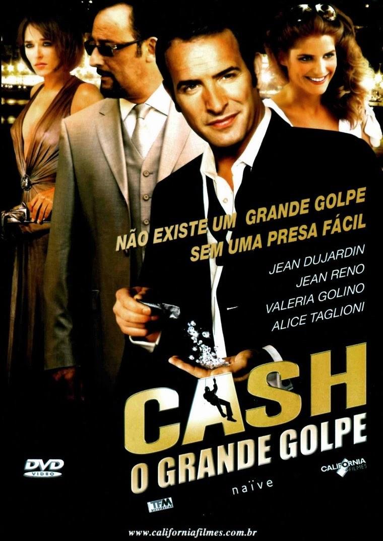 Cash: O Grande Golpe – Dublado (2008)