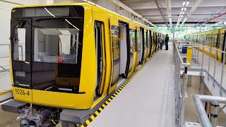 """U-Bahn: """"Icke"""" – so heißt Berlins neue U-Bahn, aus Der Tagesspiegel"""