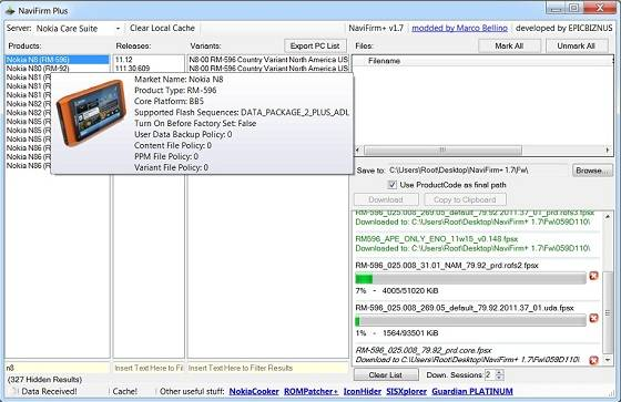 Advantage brand how to download nokia firmware files Nokia Software
