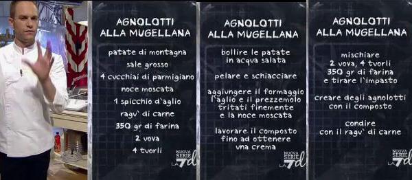 simone rugiati ricetta agnolotti